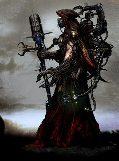 the Dark Mechanicus should feature in a Black Legion line up. after all, it was their teaming up that created so many of the daemon engines we know and love.