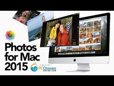 ▶ Photos for Mac 2015 - Full Tutorial - YouTube