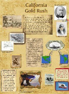Example of someones gold rush project using Glogster....hmmmm