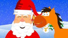 Ein Kleiner Weißer Schneemann (Jingle Bells) - Weihnachtslied für Kinder