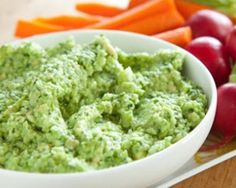 Edamame Guacamole Recipe (Photo courtesy of Whole Foods Market)