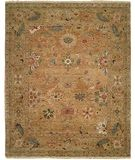 RugStudio presents HRI Newburry CH-7 Copper-Gold Hand-Knotted, Best Quality Area Rug