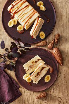 Salty caramel parfait by buecherkruemel Vegan Appetizers, Finger Food Appetizers, Finger Foods, Appetizer Recipes, Vegetarian Recipes Easy, Healthy Dessert Recipes, Easy Desserts, Quick Recipes, Parfait Desserts