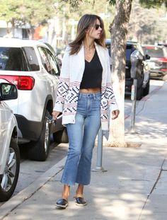 June in Los Angeles | Alessandra Ambrosio's Best Street Style 2016 | POPSUGAR Latina Photo 48