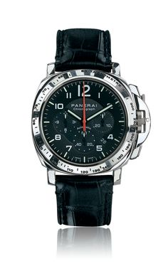 Luminor Chrono Automatic 40mm White Gold for AMG PAM00105 - Collection 2002 - Watches Officine Panerai