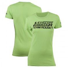 TUF 18 Team Rousey Womens T-Shirt   TUF 18: Rousey vs. Tate   UFC Store