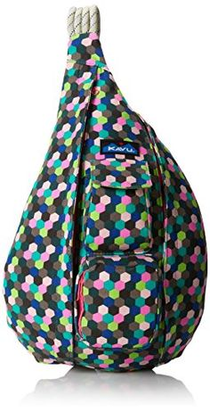KAVU Rope Bag, Forest Hive, One Size for only $42.50