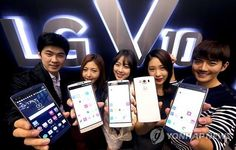 LG Mobile Releases New Smartphones | Koogle TV