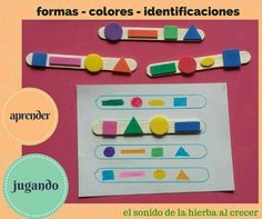 The world's catalog of creative ideas Preschool Learning Activities, Toddler Activities, Preschool Activities, Kids Learning, Art For Kids, Crafts For Kids, Montessori Toddler, Tot School, Kids Education