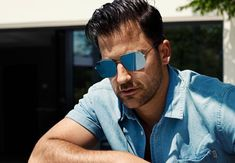 """Varietà on Instagram: """"La colección de hombres está dedicada a aquellos con un estilo de vida activo que exige un alto rendimiento."""" Pilot, Mens Sunglasses, Instagram, Fashion, Lifestyle, Men, Moda, Fashion Styles, Pilots"""