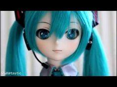 Unboxing ~ My First Dollfie Dream Hatsune Miku Anime Couples Manga, Cute Anime Couples, Anime Girls, Angel Beats, Erza Scarlet, Manga Illustration, Monster Hunter, Black Butler, Hatsune Miku