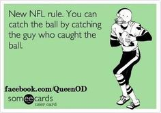 New NFL rules - EVERYDAY!