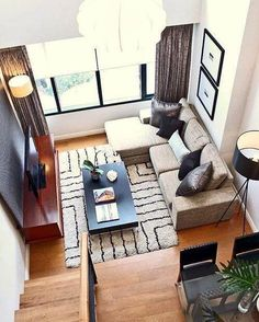 These Best Small Living Room Ideas prove you do not&; These Best Small Living Room Ideas prove you do not&; Our Basement Reveal✔ dorianjermians Living Room Remodel These Best Small […] living room layout Living Room Interior, Home Living Room, Apartment Living, Studio Apartment, Kitchen Interior, Apartment Ideas, Interior Design For Small Living Room, Apartment Design, Apartment Therapy