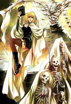 Death Note | Amane Misa & Rem | Second Kira | Shinigami