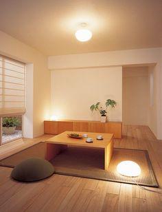 和室にベッドを置きたい。畳のへこみ対策と大人なインテリア実例集   iemo[イエモ]