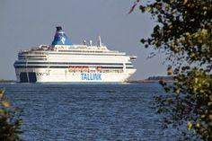 kships: Silja Europa in Helsinki, 3 August 2013