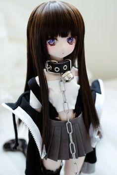 Pretty Dolls, Cute Dolls, Beautiful Dolls, Anime Dolls, Bjd Dolls, Kawaii Doll, Kawaii Anime, Chibi Girl, Realistic Dolls