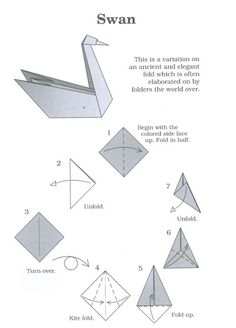 We've always wanted to build origami shapes, but it looked too hard to learn. Turns out we were wrong, we found these awesome origami shapes. Origami Rose, Origami Bird Easy, Dragon Origami, Origami Simple, How To Make Origami, Origami Butterfly, Useful Origami, Beginner Origami, Origami Easy Step By Step