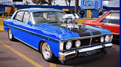 Bringing you the best in classic muscle cars and other exceptional automobiles Australian Muscle Cars, Highway To Hell, Gym Workout Tips, Best Muscle Cars, Ford Falcon, Fast Cars, Super Cars, Automobile, World