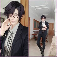 Same cosplayer that is a girl???
