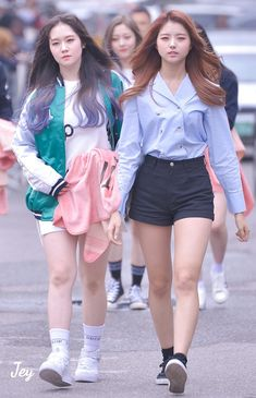 Pristin Kyla & Nayoung