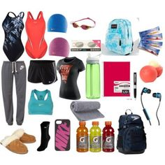 Swim Team Essentials for beginners #swimming #swimming #for #beginners