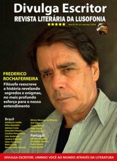 Vigésima segunda Revista Literária da Lusofonia - Divulga Escritor.