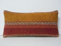 DECORATIVE PILLOW Decorative Throw Pillow Kilim by KILIMDECOLIC, $16.99