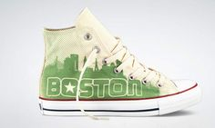 f2537d414421 Converse Creates  Boston  Shoe to Benefit Marathon Victims. All proceeds  from sales will