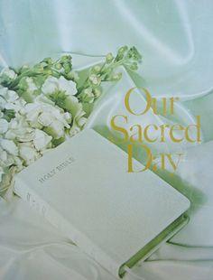 Watercolor Succulent Flower Wedding Sticker