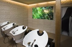 Imagine These: Hair Salon Interior Design