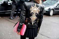 Jaquetas de couro – esquentam e dão um ar mais moderno!