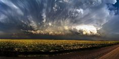 Nothing stirs all the senses like a South Dakota storm. God can smell - and I believe that's why He created these wonders.