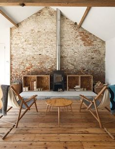 brick effect wallpaper - Brick effect wallpaper allows you to create the 'industrial chic' look that is in high-demand right now but without the cost, the diffi...