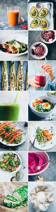 Hey, happy new year everyone! Today we are excited to share this little project that we have been working on. It's a whole bunch of new recipes including the delicious salad on the photo above. Bef...