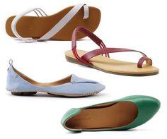 Comfortable Summer Footwear for women