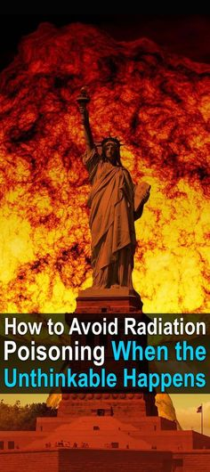 While many preppers are preparing to survive a nuclear strike, I think the focus should be on preparing to deal with the radiation and fallout. via @urbanalan
