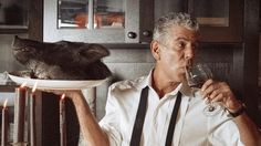 Anthony Bourdain spent decades in the restaurant business before discovering that he had a gift for writing and storytelling. His new cookbook, <em>Appetites</em>, features food he cooks for his 9-year-old daughter.