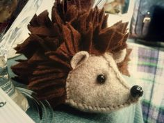 Our latest kit in a jar, Mr Prickles the hedgehog http://www.coolcrafting.co.uk/shop/make-me-crafting-kits/make-me-hedgehog-kit