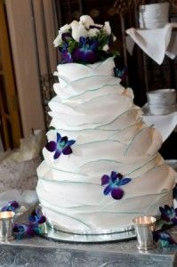 Unique Wedding Cake