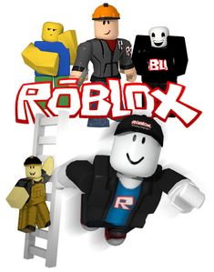 ROBLOX - Powering Imagination (Fan Art) by chickentikkakorma