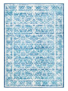 Vintage Damaris Machine-Made Rug from Rug Guide: Find the Perfect Size & Style on Gilt