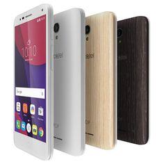 Smartphone Alcatel Pop 4 Premium 5 5051J Branco Android 6.0 Câmera 13MP Tela 5 Inclui + 2 Cases + MicroSD 32GB + 1 Película - Alcatel com o melhor preço é no Walmart!