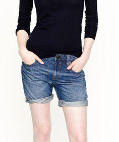Killer Denim Shorts