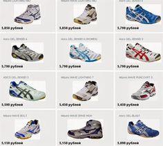 Волейбольные кроссовки где лучше купить