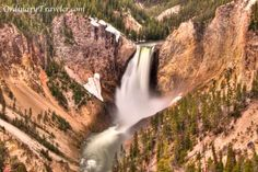 The Grand Canyon of Yellowstone - Ordinary Traveler