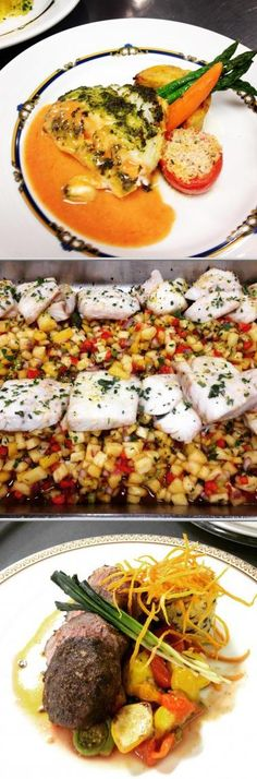 Try Fork and Flavor if you are looking for one of the gourmet chefs who have over 15 years of experience. They provide in-home catering, bartending and personal chef services, among others.