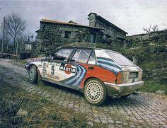Martini livery Martini Racing, Lancia Delta, Rally Car, Porsche, Nostalgia, Cars, World, Autos, The World
