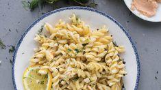 Pasta Salad, Ethnic Recipes, Food, Crab Pasta Salad, Hoods, Meals