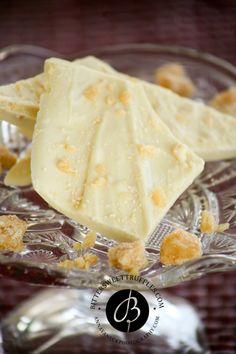 Salted Caramel-Bittersweet Chocolate Truffles Recipe — Dishmaps